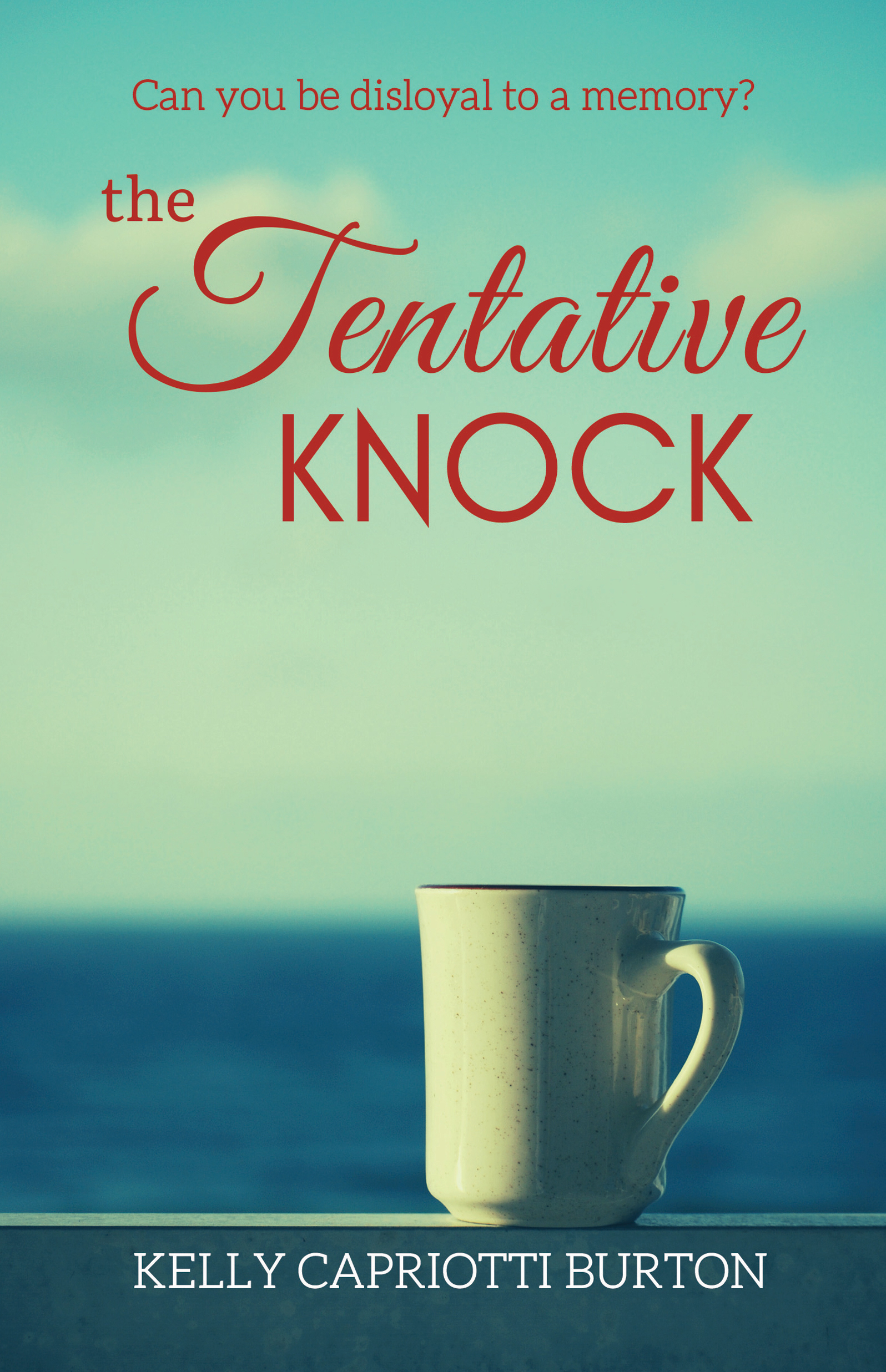 The Tentative Knock cover